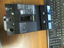 Square D 125 Amp, 3 Pole, 240 Volt Qga32125 Circuit Breaker (Very Nice)