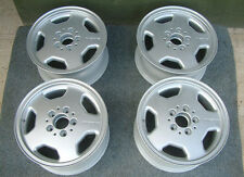 Mercedes Benz Classic AMG Alloy Wheels Professionally Refurbished- 7J x 15 inch