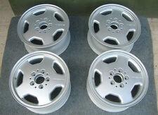 4xMercedes Benz Classic AMG Alloy Wheels Professionally Refurbished- 7J x15 inch