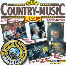 SWEET COUNTRY MUSIC LIVE / CD - TOP-ZUSTAND