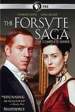 The Forsyte Saga - Complete Original Series (DVD, 2015, 4-Disc Set) Like new