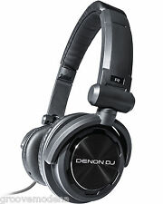 DENON HP 600 Cuffia dinamica professionale per dj studio mp3 iphone android NEW