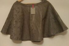 New Look Faux Leather Short/Mini Skirts for Women