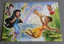 Disney Faries 50 piece jigsaw puzzle
