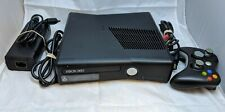 XBOX 360 Slim Console Bundle W/ Controller & Wires No Internal Storage No HDD