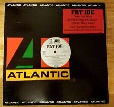 "Fat Joe OPPOSITES ATTRACT feat Remy 12"" promo vinyl NM"