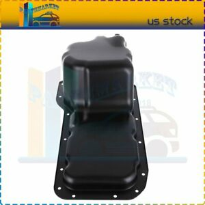 New Engine Oil Pan For 1999-2004 Jeep Grand Cherokee Engine Oil Pan V8 4.7L