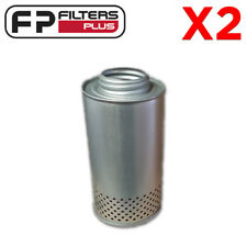 2 x SA16036 HIFI Breather Filter - Volvo Penta - 843736, CB44, LAF1998, AF26188