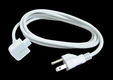 Genuine APPLE AC Power Cord US plug for iBook Macbook pro adapter 1.8m long