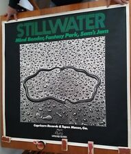 """Stillwater - Mind Bender US promo poster 1 sided VG+ condition appx. 48"""" x 48"""" D"""