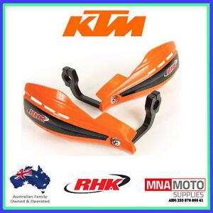 RHK XS HANDGUARDS UNIVERSAL ENDURO MOTOCROSS HAND GUARDS - KTM SX-F 250 350 450