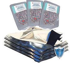 (25) Gallon Premium Mylar Bags + (30) 500cc Oxygen Absorbers + FREE LTFS Guide