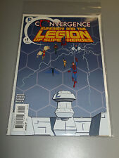SUPERBOY AND THE LEGION OF SUPER-HEROES Convergence #1! DC Comics! Great Deal!!