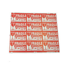 50 Fragile Warning Label Sticker /keep dry/ upward/ Handle With Care 90 x 50mm