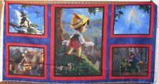 "1 Panel David Textiles ""Pinocchio"" Fabric Panel 24"" x 44"""