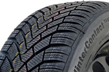 2 x pneus hiver Continental ContiWinterContact TS850 155/65 R14 T - 10.000km
