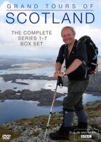 Nuovo Grande Tour Di Scozia Serie 1 A 7 Collezione Completa DVD