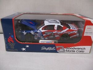 1996 Revell Dale Earnhardt GM Goodwrench Service Atlanta Olympics 1/24