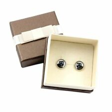 Bouvier. Pet in your ear. Earrings with box. Photojewelry. Handmade. Ca