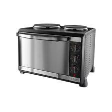Russell Hobbs Electric 30L MINI OVEN & 2 Ring Hotplate Burner Multi Cooker 22780