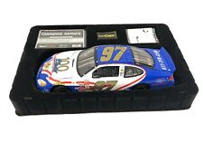 1:24 Kurt Busch 2001  # 97 Rookie Team Caliber 100 Years of Ford Racing Car.