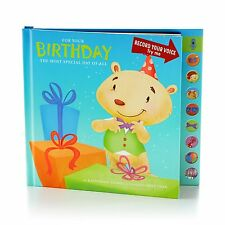 NEW Hallmark Press & Play Recordable Storybook: For Your Birthday