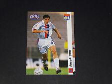JACEK BAK OLYMPIQUE LYONNAIS LYON OL GERLAND FOOTBALL CARD DS 1998-1999 PANINI