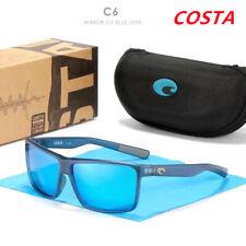 COSTA-Square Polarized Sunglasses/Outdoor Sports Fishing Casual Glasses