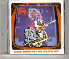 (HH726) Bentley Rhythm Ace, For Your Ears Only - 2000 CD