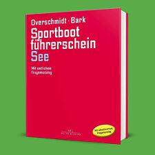Sportbootführerschein See Lehrbuch SBF 36.Aufl. 2017 Delius Klasing