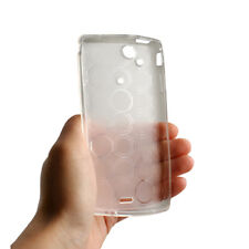 System-S TPU Silikon Hülle Case Cover für Sony Ericsson Xperia Arc S