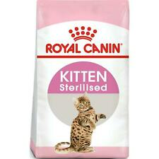 Royal Canin Kitten Appetite Control Sterilised, Healthy Growth - Dry Food - 400g