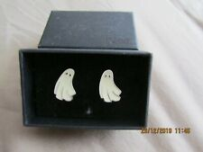 """Next """"Ghosts"""" Cufflinks - In original box - Excellent Condition!"""
