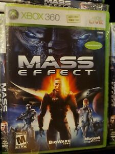 Mass Effect for Xbox 360 - French Edition
