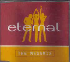 Eternal-The Megamix cd maxi single