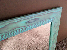 Arts Crafts Mission Style Blue Home Decor Mirrors Ebay
