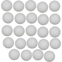 24x Tischtennisbälle Tischtennis Bälle Table Tennis Balls Tischtennisball weiß