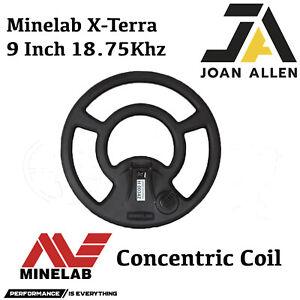 Minelab X-Terra 9 Inch Concentric 18.75 Khz Coil