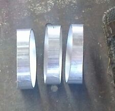 """3"""" 304 stainless steel Pie.cut turbo downpipe exhaust pipe bend 10 pack IN STOCK"""
