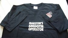 """""""Marstons"""" Smooth New T-Shirt. New. 23"""" Pit-2-Pit. Large."""