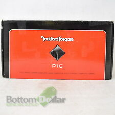 "Rockford Fosgate (Pair) P16 Punch 6.0"" 2-Way Full-Range Speaker"