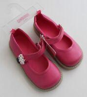 Gymboree Pink Leather Mary Jane Shoes Size 8 NWT
