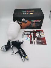 TE20 GTI Pro Lite Spray Gun Professional Paint Gun 1.3mm Nozzle Black DEBBIEsHI