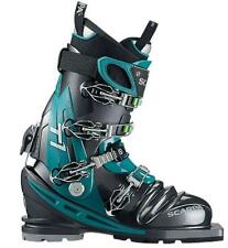 Scarpa T1 Telemark Boots Men's 11US Anthracite/Teal NEW 2021