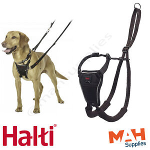 Halti No Pull Harness Dog Training Harness Obedience Stop Pulling Kind & Safe