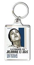 LA PASSION DE JEANNE D'ARC 1928 KEYRING LLAVERO