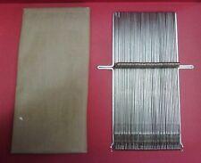 100x Neu Nadeln für Strickmaschinen Brother KH820-KH970 knitting machine needles
