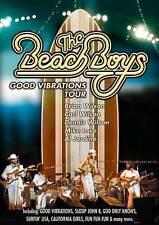 BEACH BOYS,THE-GOOD VIBRATIONS TOUR DVD NEW