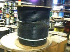 Rg 59 Twinaxial, (2) 20 awg, 1 bare copper, 1 tinned copper, Foil + 85% TC braid