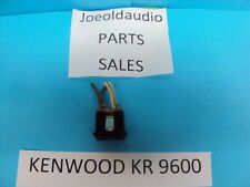 Kenwood KR 9600 AC Outlet Nice Condition. Tested. Parting Out KR 9600 Receiver.